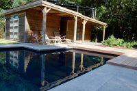 Ecologisch zwembad Vlaams-Brabant aanleg